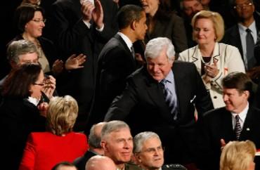 obama snubs clinton